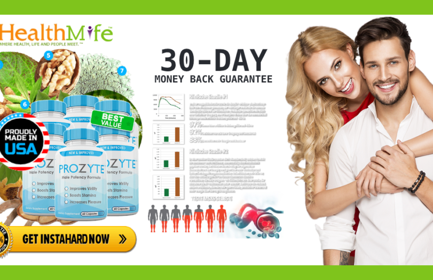 Prozyte Reviews {Modify 2020} Enhance Sexual Performance Try Now!
