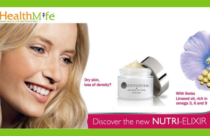 Edivaderm Anti-Aging Face Cream [Edivaderm Cream] Health Mife!