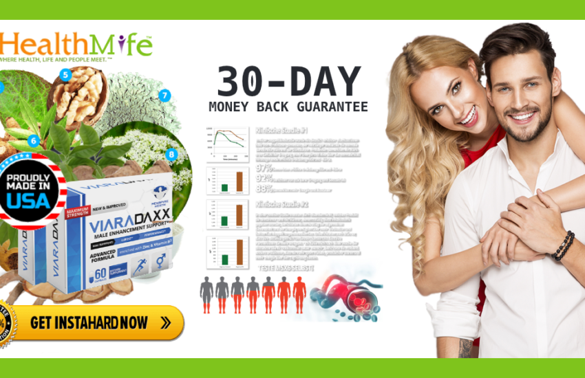 "Viaradaxx Reviews ® ""Viaradaxx Male Enhancement"" Pro-Sexual Nutrients"