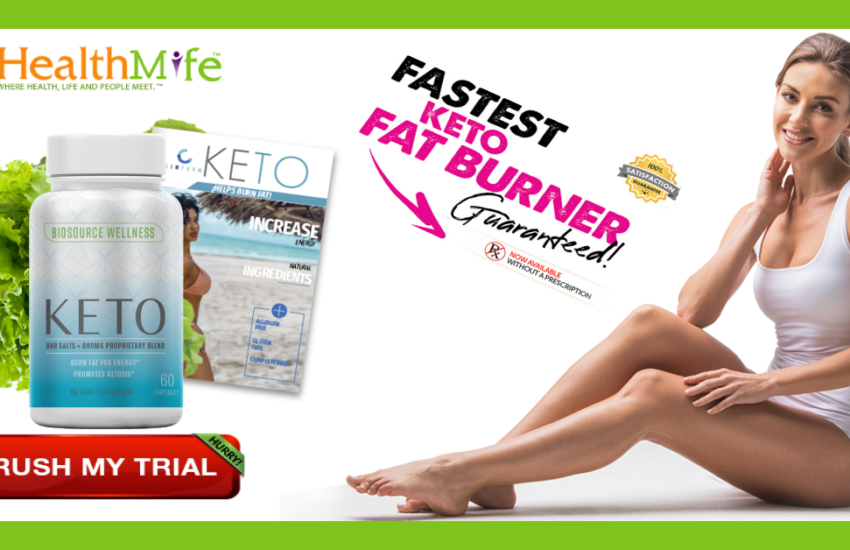 Biosource Wellness Keto - Your Body is Massively Important to Your Confidence!