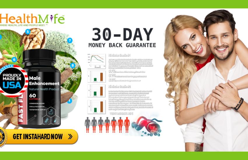 Fast Flow Male Enhancement - Terrific Formulation Incorporates 100% Herbal!