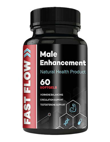 Fast Flow Male Enhancement - Terrific Formulation Incorporates 100% Herbal!