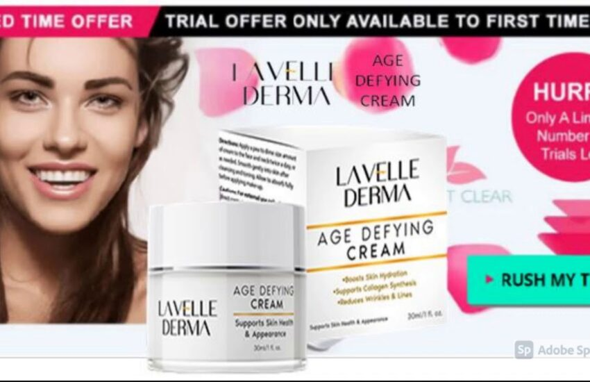 """Lavelle Derma Age Defying Cream """"Pros & Cons"""" Reviews, Where to Buy?"""