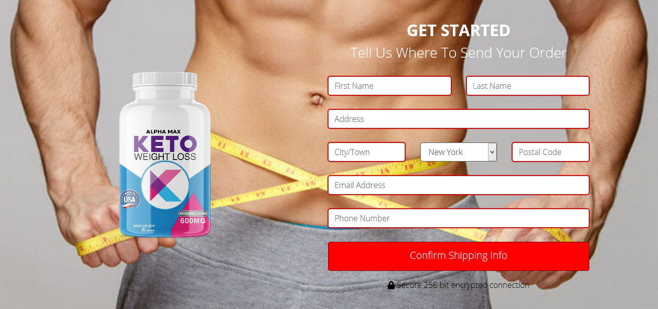 Alpha Max Keto® [New 2021] Price, Benefits, Ingredients, Pros and Cons!