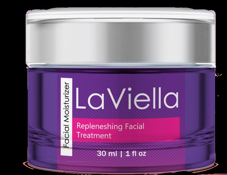"""Laviella Cream """"LaViella Facial Moisturizer"""" Repleneshing Facial Treatment"""