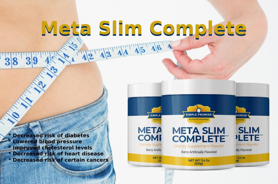 "Meta Slim Complete (UPGRADE 2021) ""Pros & Cons"" Where to Buy?"