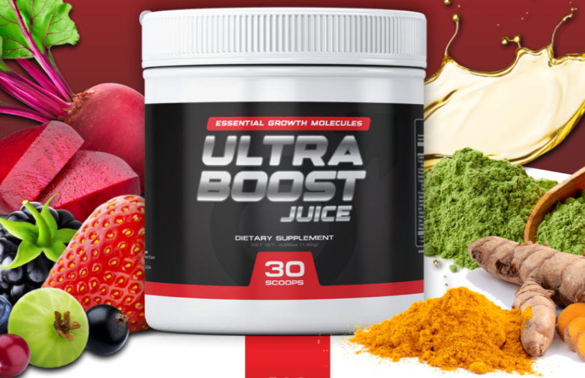 Ultra Boost Juice Ingredients [Update 2021] Does Its Really Works?
