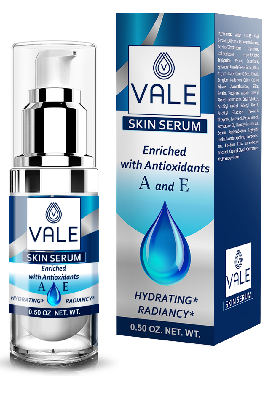 Vale Serum (#1 Anti Aging Serum) Smooth Look of Stubbron Fine Lines?