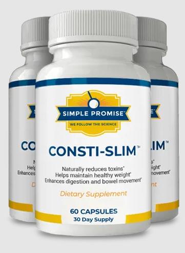 Consti Slim - How it Use - What is Simple Promise Consti Slim?