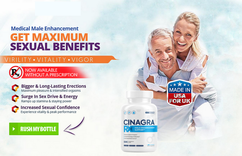 "Cinagra RX ""Results"" (Cinagra RX Male Enhancement) Its Scam or Legit?"