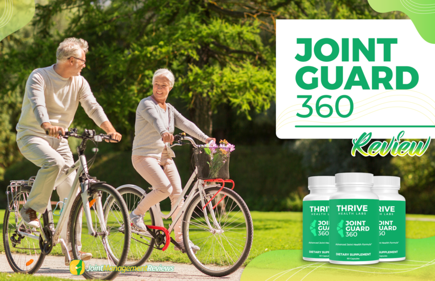 Joint Guard 360 Reviews - Concern, Benefits, Ingredients, Scam, Reviews?