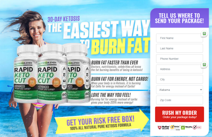 Rapid Keto Cut Reviews | New 2021 | The Top Fat Cutter To Burn Fat !