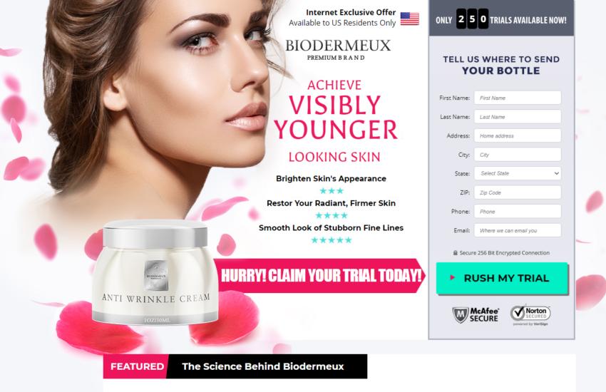 "Biodermeux Cream ""Pros & Cons"" Biodermeux Skin Cream Really Works?"