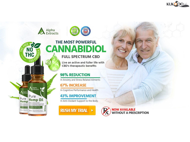 Alpha Extract Pure Hemp Oil - Benefits, SIde Effects, Price, Scam?