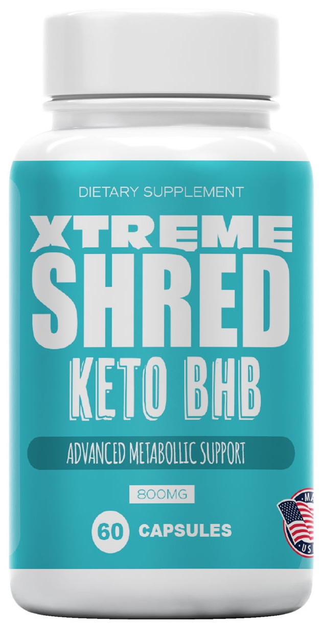 Xtreme Shred Keto Reviews - How it Uses - Does Its Really Works?