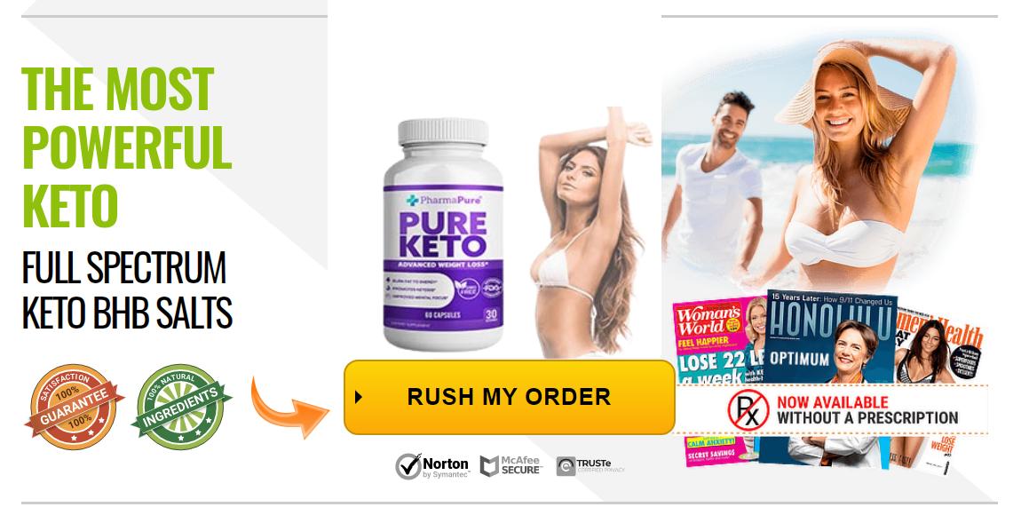 PharmaPure Pure Keto [New 2021] Does Its Really Works?