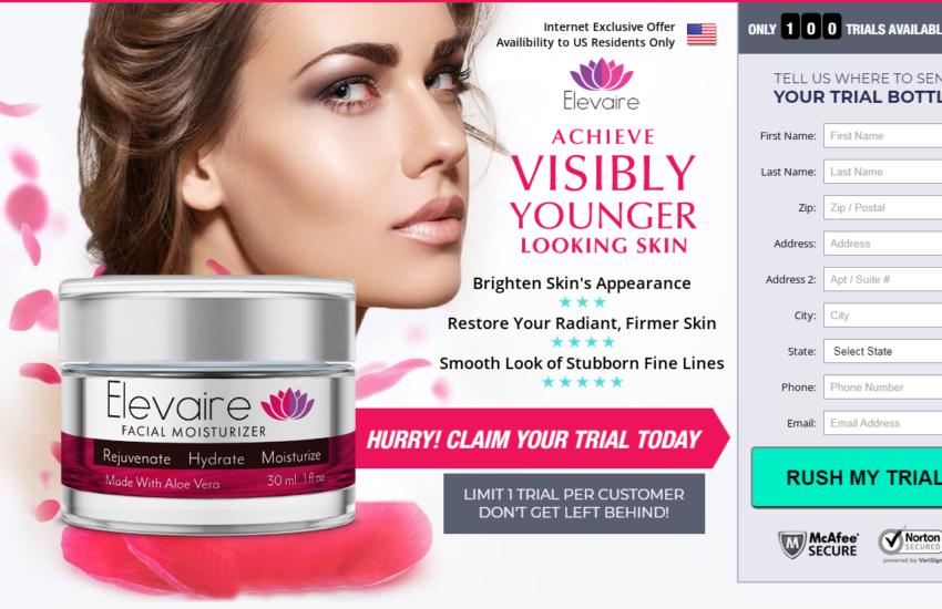 Elevaire Facial Moisture : Reviews [Tested] Elevaire Skin Cream?