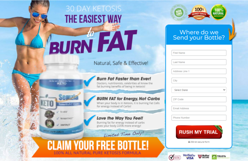 Semzia Keto Reviews - Semzia Keto Burn Fat Instead For Carbs